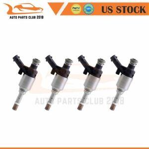 Fuel Injectors For Volkswagen Tiguan 2.0L 2009-2017 0261500162