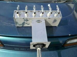 perlick 6 draft beer  tower glycol ready