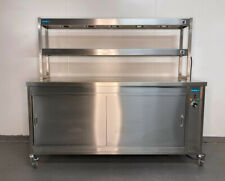 More details for nordstar hot cupboard with heated gantry 1800
