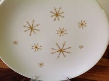 "ROYAL-IRONSTONE~ PLATE 10"" ~VINTAGE~ STAR GLOW IRONSTONE by ROYAL CHINA"