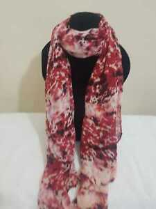 WOMENS LONG PLAIN AND PRINTED FASHION SCARF NECK SCARVES SUMMER UK SELLER
