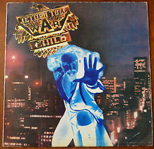 Jethro Tull ‎– War Child LP – LSCHR 70676 Yugoslavia Pressing – VG-
