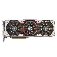 COLORFUL GeForce GTX 1080 Ti 11GB GDDR5X iGame Vulcan AD Video Graphics Card