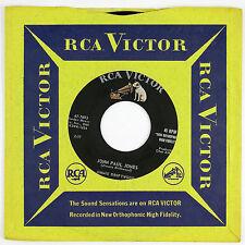 JIMMY DRIFTWOOD John Paul Jones/The Bear Flew..7IN VG++