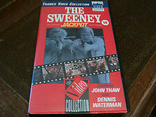 THE SWEENEY VHS VIDEO TAPE JACKPOT