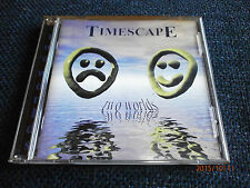 Time Cape-Two Worlds (record Heaven, Sweden 1997)