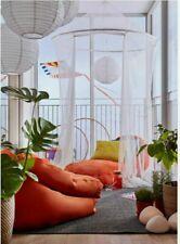 "Ikea ""Solig"" 101.481.57 White 59"" Bed Canopy Mosquito Net, Indoor / Outdoor, New"