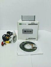 Grass Valley Canopus ADVC Mini Analog to Digital Video Converter 110 100 300