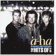 A-Ha - Headlines & Deadlines The Hits of a-Ha (Audio CD 2003) Import NEW