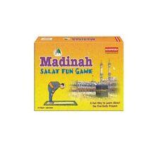 MADINAH SALAT FUN GAME GOODWORD BOOKS ISLAMIC BOARD GAMES PLAY & LEARN EID GIFT