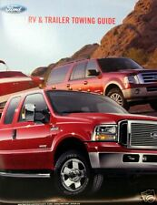 2007 Ford RV & Trailer Towing Guide