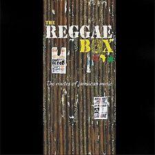 various - The Reggae Box [Box] 4-CD SEALED Hip-O