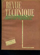 (C16) REVUE TECHNIQUE AUTOMOBILE KAISER HENRY J / La Boîte OPEL