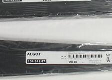 """IKEA Algot 15"""" Steel Shelf Metal Bracket Black 104.341.87  Brand NEW"""