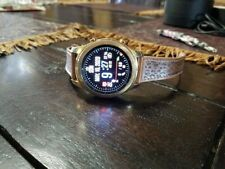 24K GOLD Plated Samsung Gear S3 Classic Smart Watch CUSTOM RARE!