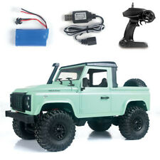 MN-D91 Rock Crawler 1/12 4WD 2.4G Remote Control High Speed Off-Road Truck E8Y9