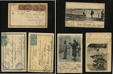 Egypt   3  nice  stamped  post    card        MS0830