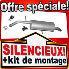 Silencieux Arriere PEUGEOT 308 3008 1.6 HDI 92/112/114 CH dés 2009 CEP