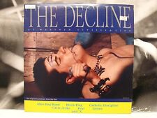 THE DECLINE OF WESTERN CIVILIZATION LP NEAR MINT BLACK FLAG CIRCLE JERKS GERMS X