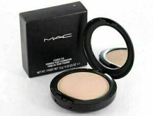 MAC Studio Fix Powder Plus Foundation 15g  NW & NC Shades Choose Yours