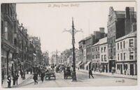 Wales postcard - St Mary Street, Cardiff (A655)