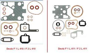 Dichtsatz Zylinderkopfdichtung je Zylinder für Aebi TP 20 TP20 Deutz F2L 410
