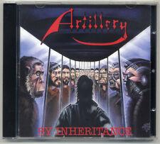 "Artillery ""By Inheritance"" 1990, CD"