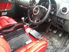 Audi TT, MK 1,ECU remap, stage 2, package, 1.8t, 225bhp, Milltek exhasut fitted