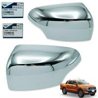 Fit Ford Ranger T6 MAZDA BT50 PRO 12-14 Vinyl Graphic Side Mirror  Cover Trim