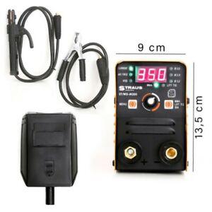 Mini Saldatrice Inverter a Elettrodo Professionale per Fabbro da 350 Ampere