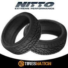 (2) New Nitto NT420V 285/35R22XL 106W Tires