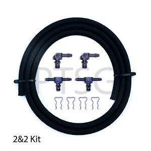 SAAB 9-9 95 1.9 TID Common Rail Diesel Leak off kit to fit Bosch. 2&2