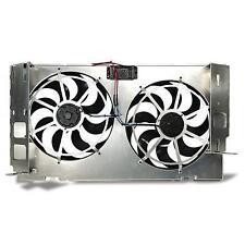 94-02 DODGE RAM 5.9 DIESEL FLEX-A-LITE DIRECT-FIT DUAL ELECTRIC COOLING FANS.