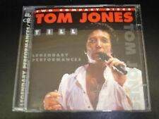 TOM JONES Legendary performances/ Till- 2CD