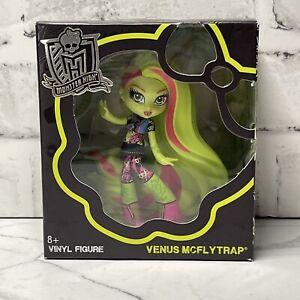 "Venus McFlytrap Monster High Vinyl Figure 4"" Mattel New In Box"