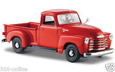 1950 Chevrolet 3100 pickup + Store bonus check ad lovely model