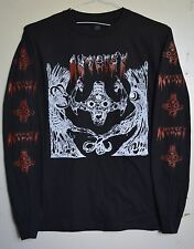 AUTOPSY live from the grave Long Sleeve Shirt SMALL MEDIUM LARGE XL 1989 album