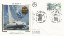 FRANCE 1992 FDC LORIENT YT 2765