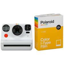 Polaroid Now weiß Color-film