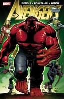 Avengers Volume 2 Brian Bendis Red Hulk Marvel Comics HC Hard Cover Sealed