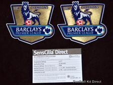 Oficial Manchester City Senscilia Camisa de fútbol Parche/Insignia 13/14 Reproductor De Tamaño