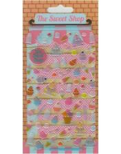 Paper projects Resin The Sweet Shop re-usable foil stickers