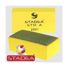 diamond sanding blocks hand pads : Grit 200 (Glass Marble Stone... Free Shipping