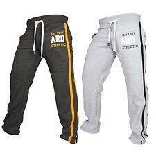 ARD Men's Fleece Joggers Track Suit Bottom Jogging Exercise Fitness Clothing
