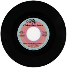 "GIL SCOTT-HERON  ""WHEN YOU ARE WHO YOU ARE"" 1st TIME ON 45 JAZZ"
