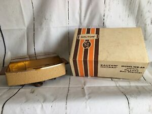 Vintage Salton Hotray DeLuxe Bun Warmer Electric Model WB-8A 75W W/Box New