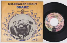 SHADOWS OF KNIGHT * 1968 GARAGE PSYCH MOD FREAKBEAT * French 45 * Listen!
