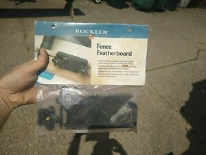 FEATHERBOARD ROCKLER FOR TABLE SAW OR ROUTER TABLE