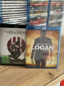 Logan The Wolverine Hugh Jackman - Blu Ray
