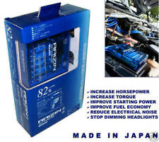 RAIZIN BLUE 82% MAX - JDM Universal Voltage Stabilizer Japan Connects to Battery
